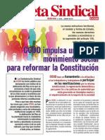 Pub125503 Gaceta Sindical n 204 CCOO Impulsa Un Amplio Movimiento Social Para Reformar La Constitucion