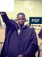 Thulani Maseko Statement of Defence in High Court Swaziland 4th & 5th June 2014. Title