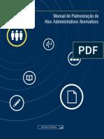 Manual de Padronização - Atos Administrativos