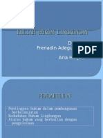 Hukum Lingkungan Indonesia