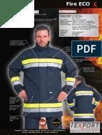 Intervencijsko Odijelo ECO PROTEC Brosura