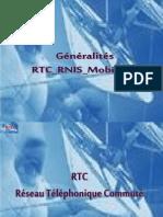 Généralités Réseaux RTC RNIS Mobile IGA