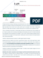 Alkalinity & PH _ Dr