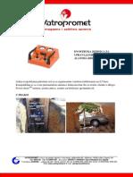 Dvostruka Jedinica Za Upravljanje Pneumatskim Alatima HDC 10 AU