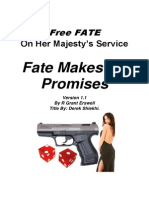 Fate Makes No Promises Free Fate Edition