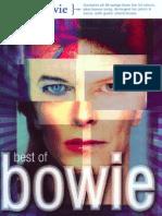 Book David Bowie Best Of