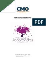 Memorial Descritivo Portal Dos Jacarandas