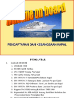 1. Pendaftaran Dan Kebangsaan Kapal