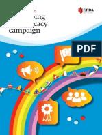 EPDA Advocacy Toolkit