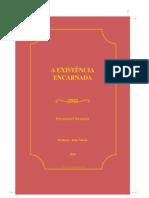 Texto E. MOUNIER Personalismo e Existência Encarnada