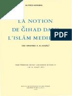 La Notion de Gihad Dans l'Islam