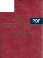George Ionescu - TRATAT DE PSIHOLOGIE CLINICA SI PSIHOTERAPIE