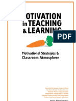Belinda Solé_Motivation in Teaching and Learning