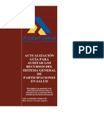 2011210 Guia Auditaje SGP Salud Actualización