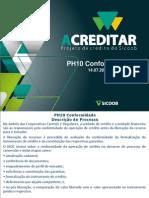 20100811 PH10 - Conformidade - Decisão Comitê Patrocinador
