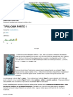 Tipologia Parte 1