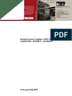 Unidad Vecinal Portales. Arquitectura, Identidad y Patrimonio. 1955-2010