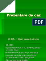 Prezentare de Caz DZ