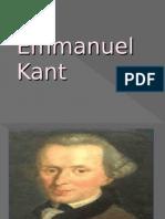 Emmanuel Kant.........