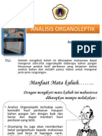ORGANOLEPTIK 1