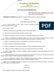 Lei 10.826 - Sistema Nacional de Armas 22-12-03