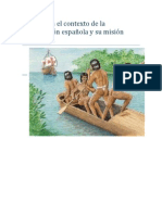 Panamá en El Contexto de La Colonización Española y Su Misión Transitista