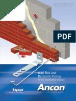 Ancon Wall Ties