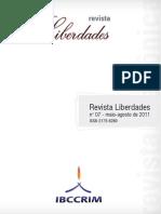 Bernardo Feijó Sánchez - Sobre a Administrativização Do Direito Penal Na Sociedade de Risco