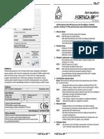 FORTECA BP 199.01.07 - Instrukcja i Schemat