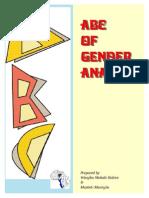 ABC of Genderanalysis