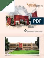 NIT R Brochure 2012