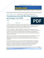 Rio Manzanares Diagnóstico Senior 2006