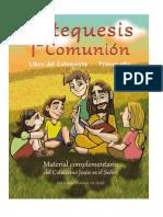 Catequsis 1ª Comunión. Primer Año. Libro Del Catequista