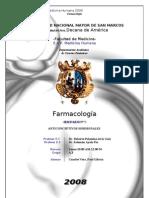 Seminario Nº 7 farmacología