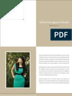 Portafolio profesional de Sylvia Georgina Estrada