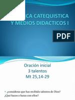Didactica Catequistica y Medios Didacticos i