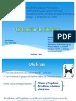 Obtención de Olefinas (2)