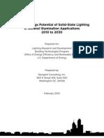Ssl Energy Savings Report 10 30