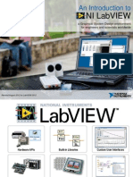LabVIEW - An Introduccion to NI LabVIEW