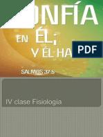 IV Clase Fisio Completa