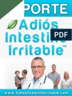 Adiós Intestino Irritable PDF Libro por Jack Palmer « ✘Revisión✘