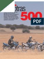 Motociclismo 2002-09-10 Comparativa - Suzuki GS 500 E, Kawasaki ER 5, Honda CB 500, Yamaha XJ 600 N
