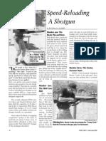 Shotgun Loading Techniques
