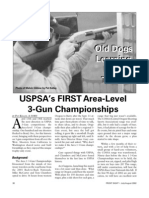 USPSA Area 1 Multigun 02