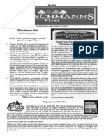 May 2014 Fleischmanns Flyer