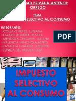 El Impuesto Selectivo Al Consumo (1) (1)