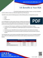 VA Benefits & Your HSA