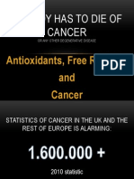 3  antioxidants free radicals and cancer