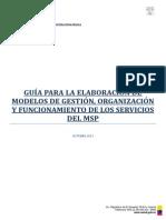 Guia Para Elaboración de Modelos de Gestion