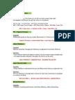 KPI - Weekly Dashboard Template - Padang 12 July 2011